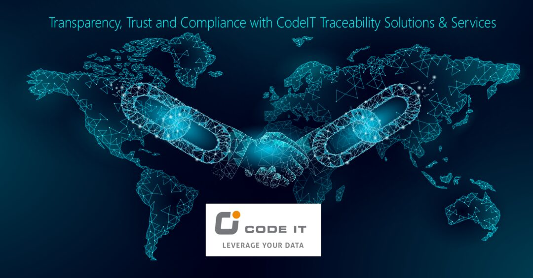 CodeIT for transparency, trust and compliance