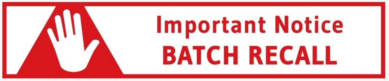 batch-recall