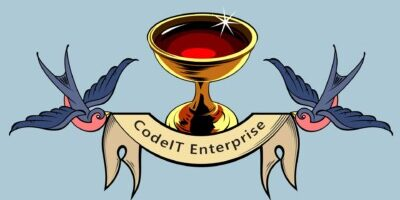 CodeIT-the-holy-grail