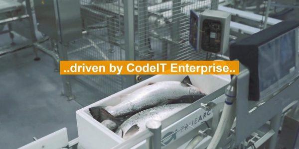 Evolabel - driven by CodeIT Enterprise.